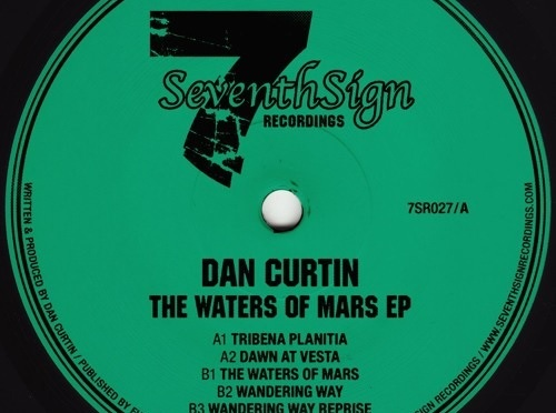 Preview Dan Curtin's 'The Waters Of Mars EP'