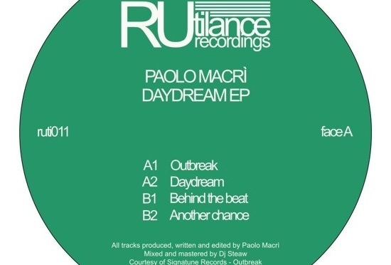 Paolo Macrì debuts on Rutilance Recordings