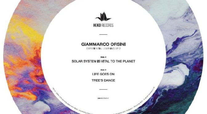 Heko Records returns with Giammarco Orsini's 'Experiential Learning Part 2'