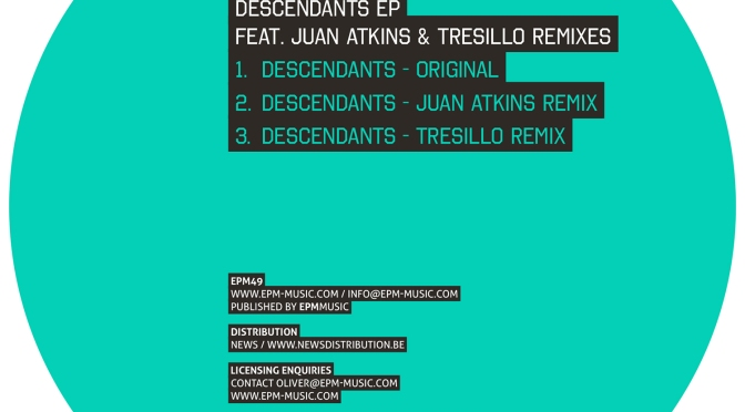 Esteban Adame returns to EPM with 'Descendants'